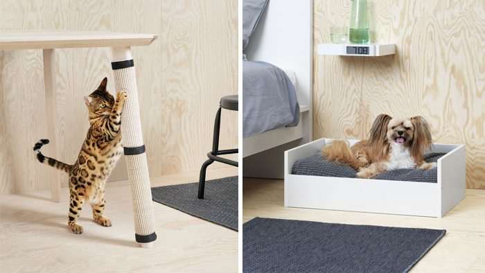 Epic Pet Furniture Collection Recently Launched By IKEA